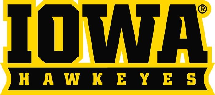 University of Iowa Wordmark | Iowa Hawkeyes
