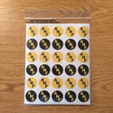 ANF Mini Decal set - Correspondence stickers
