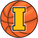 Iowa Hawkeye Basketball, Vinyl Decal 2