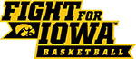 Fight for Iowa Basketball, vinyl decal