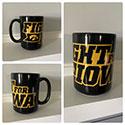Fight For Iowa Ceramic Mug