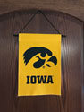 University of Iowa Tigerhawk Flag