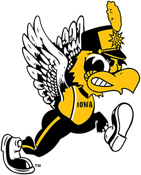 Hawkeye Marching Band, Herky Decal