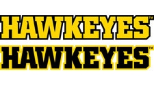 Iowa Hawkeyes Wordmarks - Hawkeyes 1