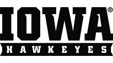 Iowa Hawkeyes Wordmark - Iowa Hawkeyes 2, vinyl decal