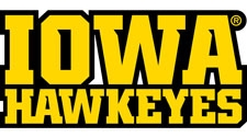 Iowa Hawkeyes Wordmark  - Iowa Hawkeyes 3