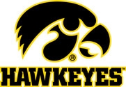 Iowa Hawkeyes Tigerhawk