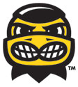 University of Iowa Herky Head, Vinyl Car Decal